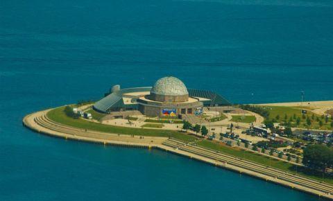 Planetarium Chicago - Panorama