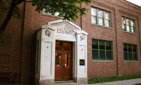 Studiourile Essanay din Chicago