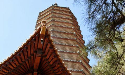 Templul Badachu din Beijing