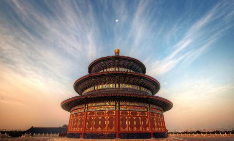 Templul Cerului - Beijing