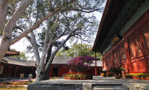 Templul Fahai din Beijing