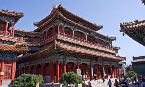 Templul Lama din Beijing