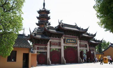 Templul Longhua din Shanghai