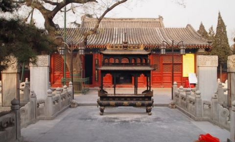 Templul Norului Alb din Beijing