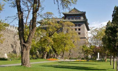 Turnul Xibianmen din Beijing