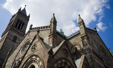 Vechea Biserica Sudica din Boston