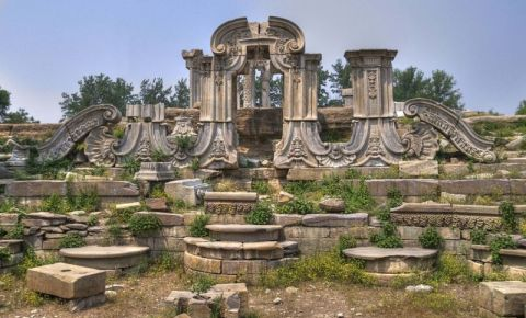 Vechiul Palat de Vara din Beijing