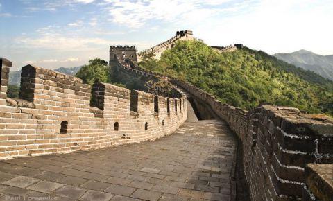 Zidul Mutianyu din Beijing