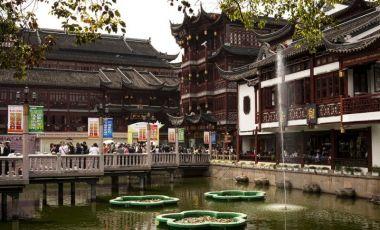 Templul Zeilor Orasului Shanghai