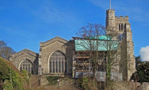 Biserica Tuturor Sfintilor din Maidstone