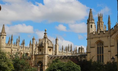 Colegiul All Souls din Oxford
