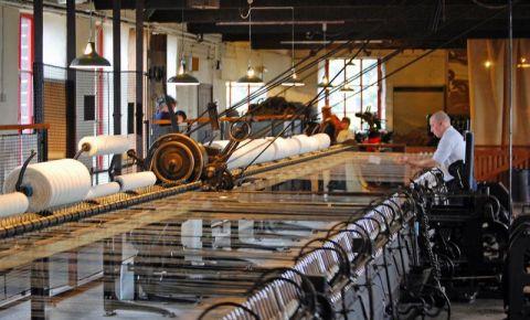 Muzeul Patrimoniului Industrial din Leeds