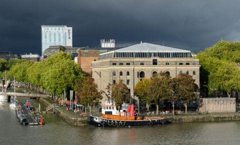 Centrul de Arta Contemporana Arnolfini din Bristol