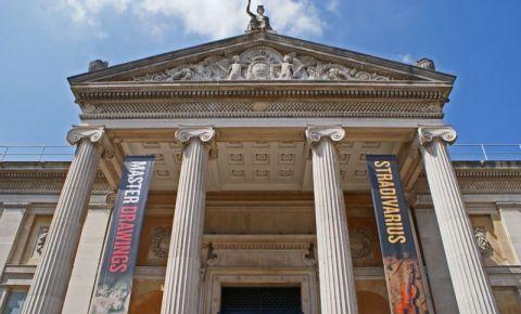 Muzeul Ashmolean din Oxford