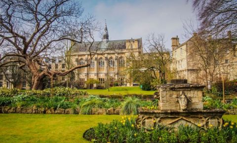 Colegiul Balliol din Oxford