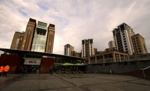 Centrul Baltic pentru Arta Contemporana din Newcastle