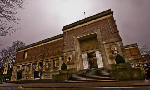 Institutul de Arte Frumoase Barber din Birmingham
