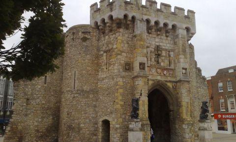 Fortul Bargate din Southampton