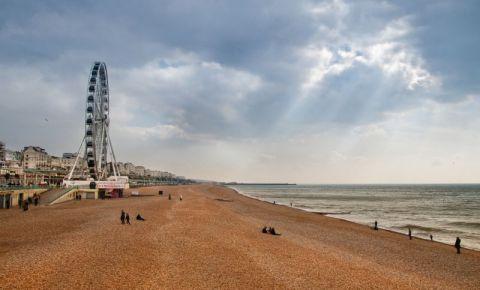 Plaja din Brighton