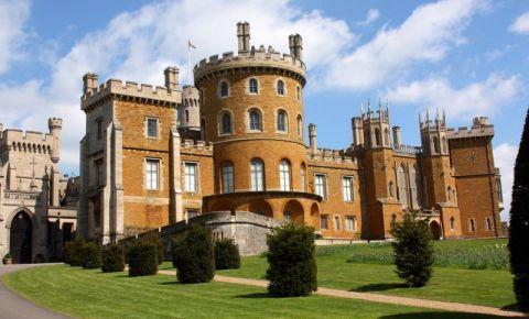 Castelul Belvoir din Leicester