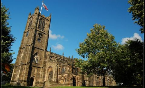 Biserica Parohiala din Lancaster
