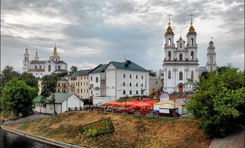 Bisericile Ortodoxe din Vitebsk