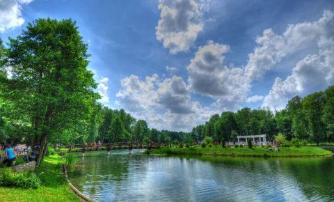 Gradina Botanica din Minsk