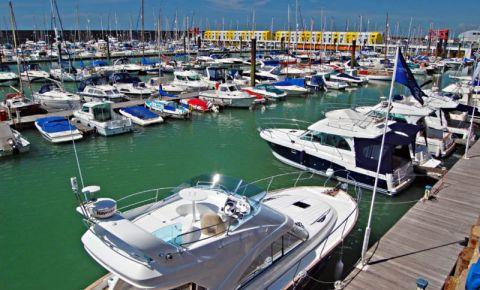 Portul de Ambarcatiuni din Brighton