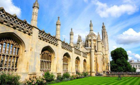 Capela Colegiului Regelui din Cambridge