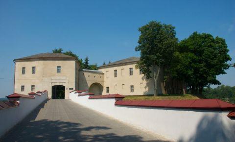 Castelul Vechi din Hrodna