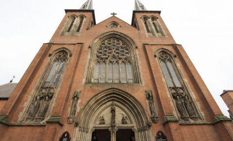 Catedrala St. Chad din Birmingham