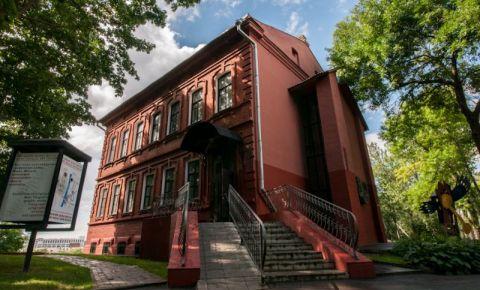 Casa Memoriala Marc Chagall din Vitebsk