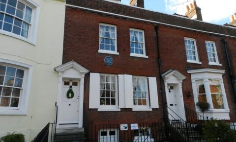 Casa Charles Dickens din Portsmouth