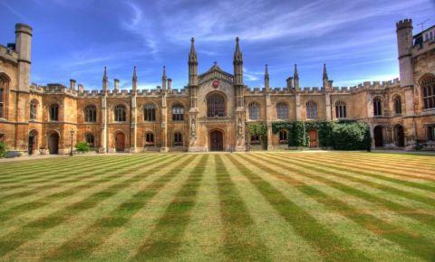 Colegiul Corpus Christi din Cambridge