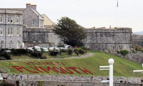 Citadela Regala din Plymouth