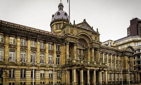 Casa Sfatului din Birmingham