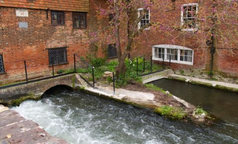 Moara City Mill din Winchester
