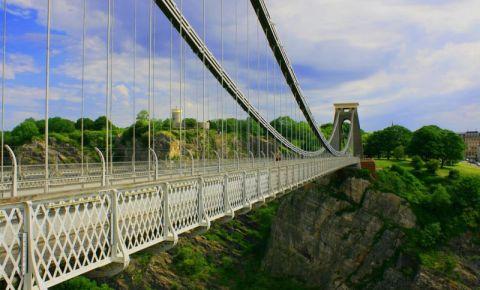 Podul Clifton din Bristol