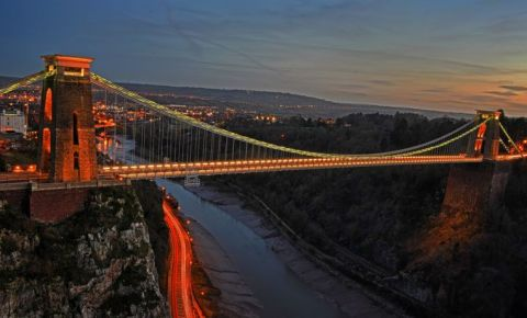 Podul Suspendat Clifton din Bristol