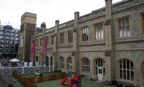 Muzeul Imperiului Britanic si al Commonwealth-ului din Bristol