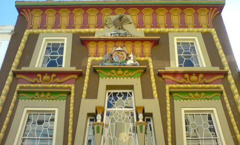 Casa Egipteana din Penzance