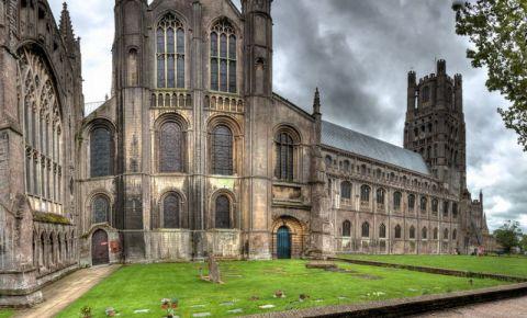 Catedrala Ely din Cambridge