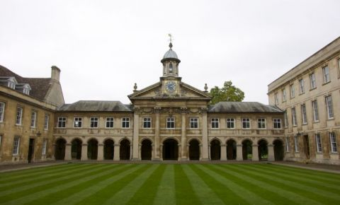 Colegiul Emmanuel din Cambridge