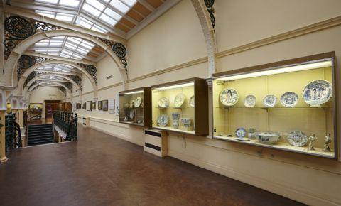 Muzeul si Galeria de Arta din Birmingham