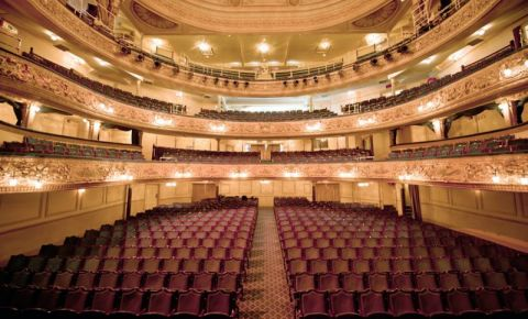 Teatrul Grand Theatre din Blackpool