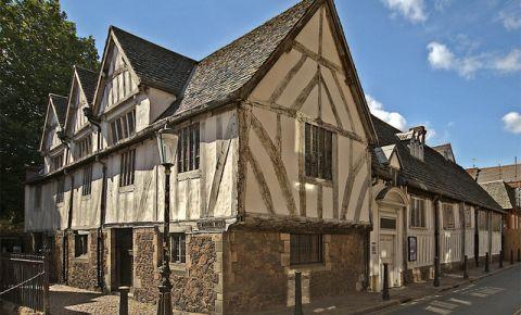 Vechea Primarie din Leicester