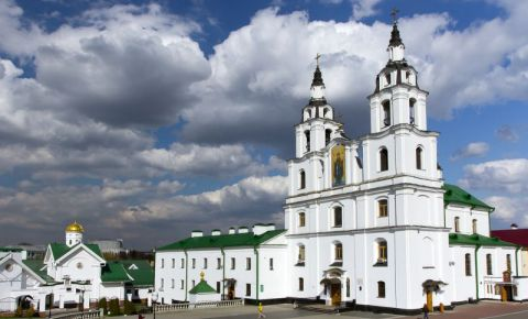 Catedrala Sfanta Treime din Minsk