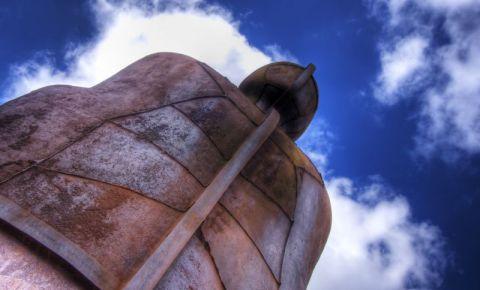 Statuia Iron Man din Birmingham
