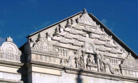 Templul Jainist din Leicester
