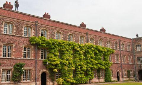 Colegiul Jesus din Cambridge